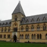 Oxford University Museum of Natural History, Оксфорд