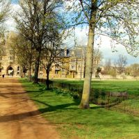 Oxford University, Оксфорд