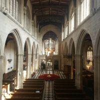 University Church, Оксфорд