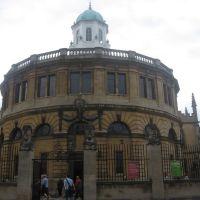 Sheldonian Theatre, Оксфорд
