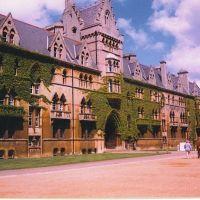 .. Oxford University .., Оксфорд