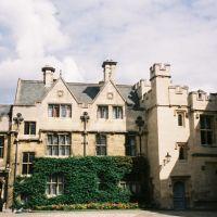 Clollege, Оксфорд
