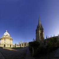 Radcliffe square, Оксфорд