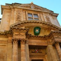 Museum entrance, Оксфорд