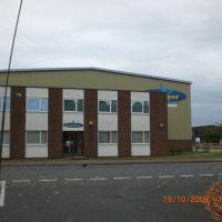 Robinsons Removals Depot, Абингдон