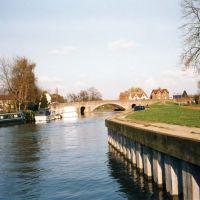 Abingdon - Public moorings, Абингдон