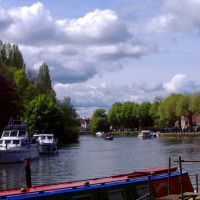 River Thames at Abingdon, Абингдон
