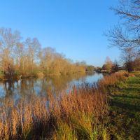 Abingdon riverside, Абингдон