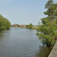 Thames River Walk (2011-05) - The Thames river to Abingdon, Абингдон