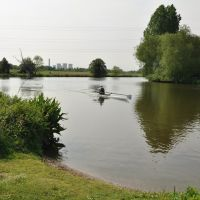 Thames River Walk (2011-05) - The Thames river, Абингдон