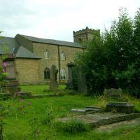 Kirche und Friedhof, Аккрингтон