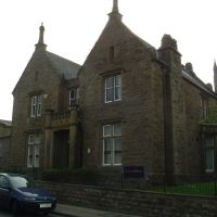 Gothic House, Accrington, Аккрингтон