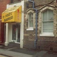 barber shop, Алтринчам