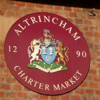 Altrincham Charter Market, Алтринчам