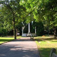 Remembrance Gardens, Altrincham, Алтринчам