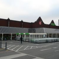 ASDA, Ashton under Lyne, Аштон-андер-Лин