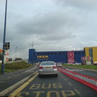 IKEA , ASHTON UNDER LYNE, LANCASHIRE, ENGLAND, UK, Аштон-андер-Лин