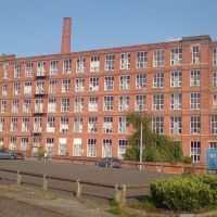 CAVENDISH MILL, ASHTON UNDER LYNE, LANCSHIRE, ENGLAND, UK, Аштон-андер-Лин