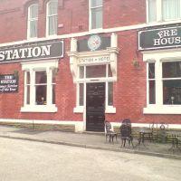 The Station, Ashton Under lyne, Lancashire, England, UK, Аштон-андер-Лин