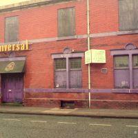 Universal Nightclub, Ashton Under Lyne, Lancashire, England. UK, Аштон-андер-Лин