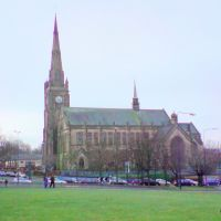 Albion Church, Ashton Under Lyne, Lancashire, England. UK, Аштон-андер-Лин
