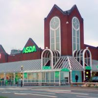 Asda, Ashton Under Lyne, Lancashire, England. UK, Аштон-андер-Лин