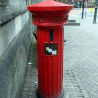 VICTORIAN POST BOX,  Banbury,  Oxfordshire., Банбери