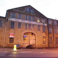 Newton Mill old building, Барнли