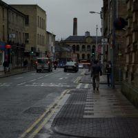 Grimshaw street, Барнли