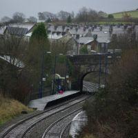 Train stop, Барнли