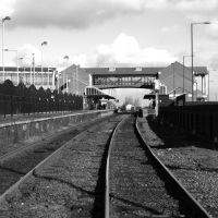 barnsley trainstation, Барнсли