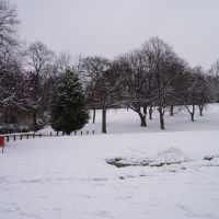 mw30 Locke Park in Winter, Барнсли