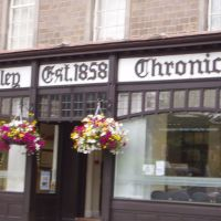 Barnsley Chronicle Offices Church Street Barnsley, Барнсли