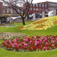 Barnsley Town Hall Gardens, Барнсли