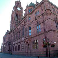 Barrow Town Hall, Барроу-ин-Фарнесс