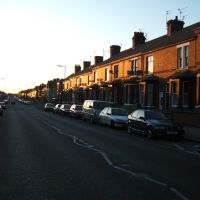 Barrow in Furness - Terraced Houses, Барроу-ин-Фарнесс