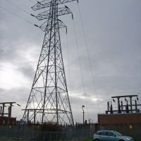 Cheviot Green Substation by Ormsgill Reservoir., Барроу-ин-Фарнесс