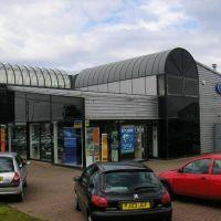 Pye Motors Barrow, Барроу-ин-Фарнесс