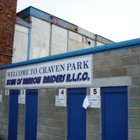 Craven Park, Barrow Raiders RLFC, Барроу-ин-Фарнесс