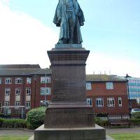 Lord Frederick Cavendish, Барроу-ин-Фарнесс