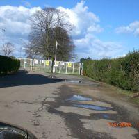 Stratford upon Avon Rugby Club Entance, Бас
