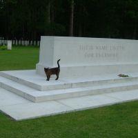 Brookwood WWII Cemetery, Басингсток