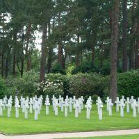 Brookwood WWII Cemetery - Peace, Басингсток