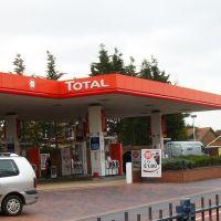 Knaphill - record petrol prices, Басингсток