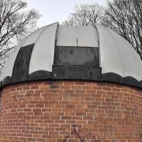 Milner K Ford Observatory, Opp Bagshaw Museum, Batley Park, Batley, Батли
