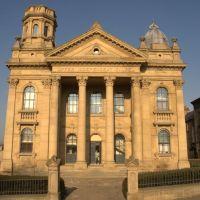 Upper Independent Chapel, Batley, West Yorks, U.K., Батли