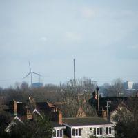 Hull from Beverley Westwood, Беверли