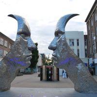 Escultura en Bedford GB, Бедворт