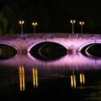 Bedford Bridge Pink, Бедфорд