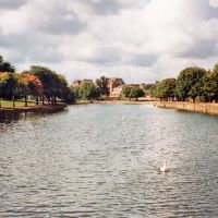 River Great Ouse at Bedford, Бедфорд